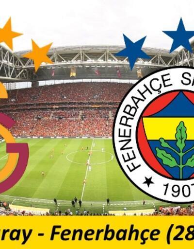 Galatasaray-Fenerbahçe maçı izle | Kıtaların Derbisi