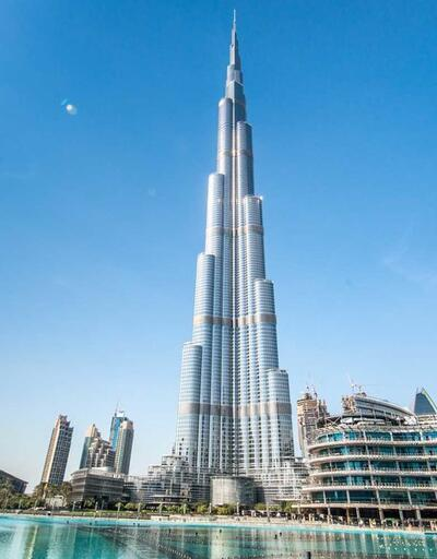 İşte dünyanın en yüksekleri