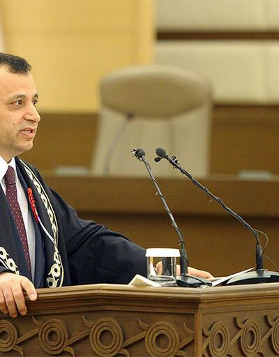 Son dakika: AYM Başkanı Arslan: KHK'lar yetkimiz dışında