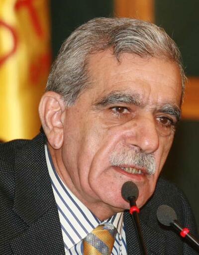Ahmet Türk'ten Ceylanpınar saldırısı iddiası