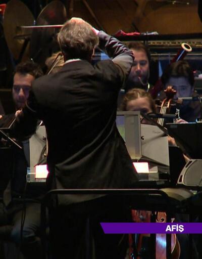 Yüzüklerin Efendisi İki Kule Senfoni Konseri Zorlu PSM'de