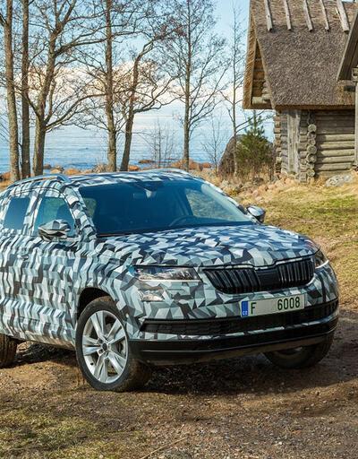 Skoda'nın yeni SUV'u Karoq olacak