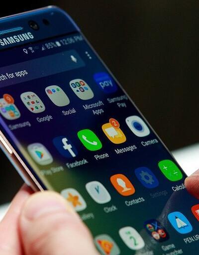 Galaxy S7'den büyük başarı!