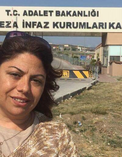 Zeynep Altıok 'hayır' tutuklularını ziyaret etti