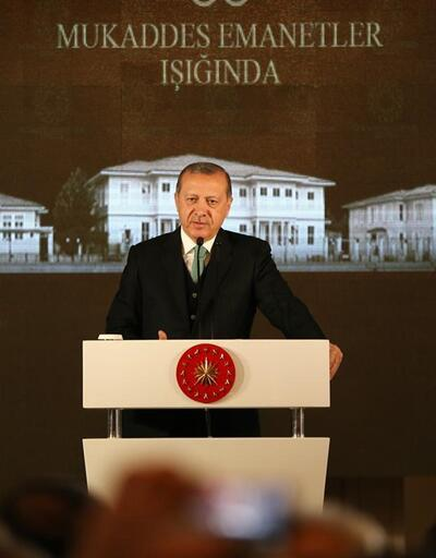 Erdoğan: Suriye keşke seni tanımasaydım