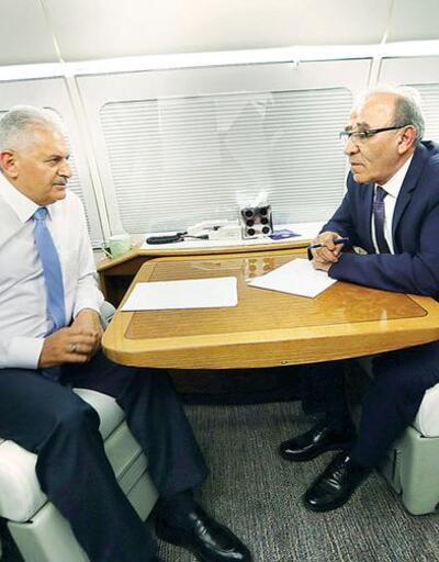 Başbakan Binali Yıldırım: Görevi tamamlamış olmanın huzurunu yaşıyorum