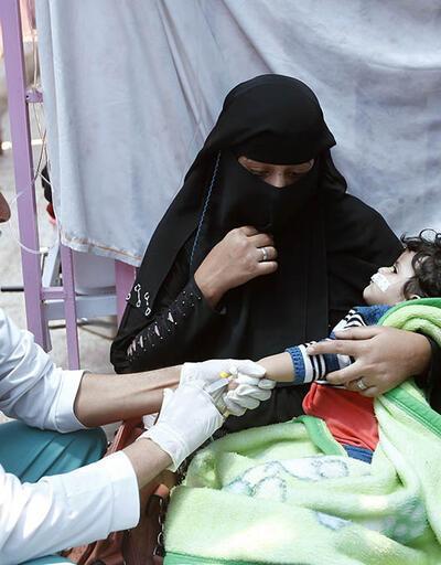 Sınır Tanımayan Doktorlar: Yemen'de kolera salgını hızla yayılıyor