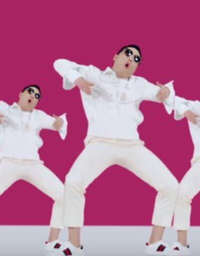 'Gangnam Style' PSY'dan iki yeni şarkı birden