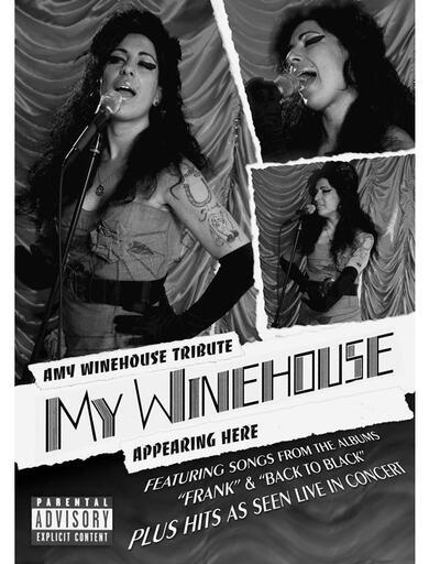 Amy Winehouse Tribute Band ilk kez Türkiye'de!
