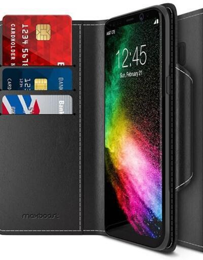 Galaxy S8 için en iyi deri kılıflar!