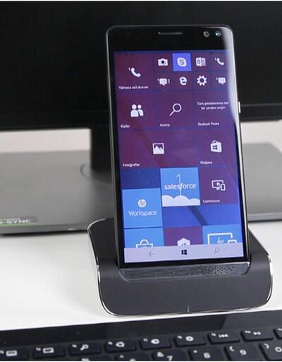 HP Elite X3 video incelemesi