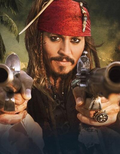 Karayip Korsanları'nın yeni filmi çalındı