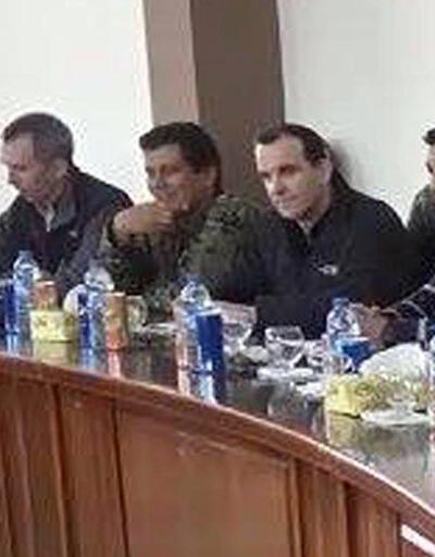 Trump'un DEAŞ özel temsilcisi, YPG'lilerle görüştü