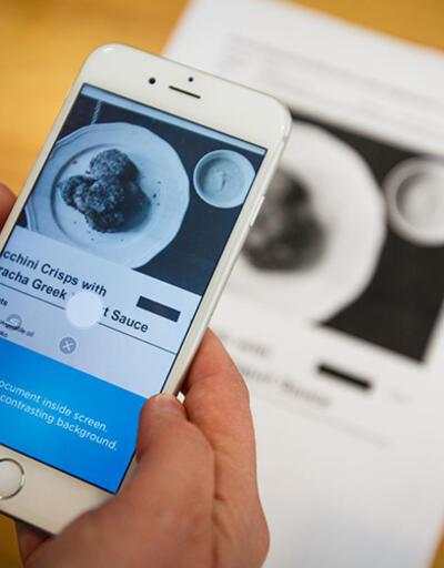 Akıllı telefonunuzu tarayıcıya dönüştürebileceğiniz uygulamalar!
