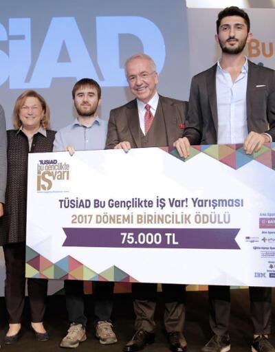 "TÜSİAD ""Bu Gençlikte İŞ Var"" dedi"