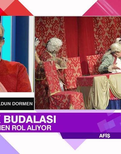 Haldun Dormen üç tiyatro oyunuyla sahnede