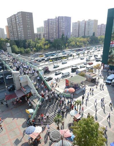 İstanbul'a 30 yeni meydan projesi