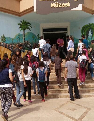 Türkiye'nin ilk ve tek Zooloji Müzesi'ne ziyaretçi akını