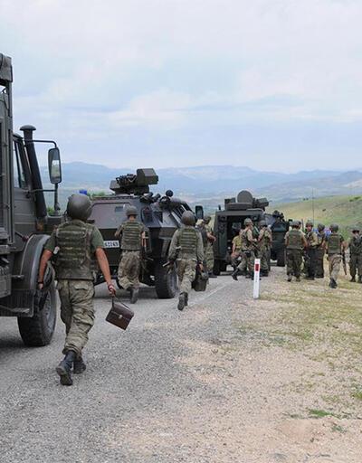 Son dakika: Tunceli'de çatışma