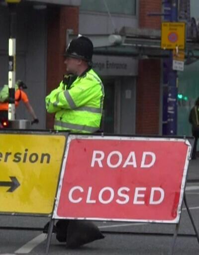 Son dakika: Manchester'da terör alarmı! Ordu birlikleri harekete geçti