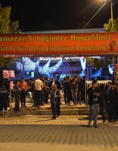 Ramazan şenliğinde bir ilk: Kürtçe Hacivat - Karagöz