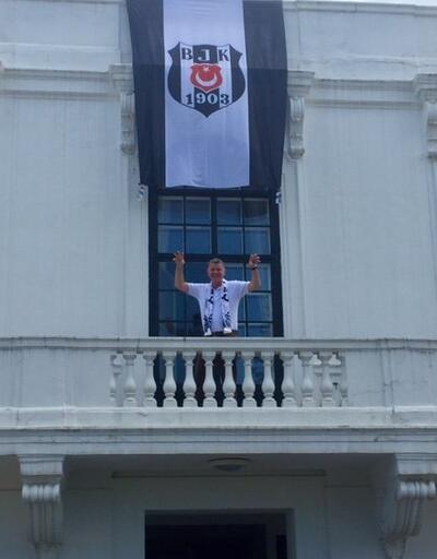 İngiliz Büyükelçi'den Beşiktaş paylaşımı