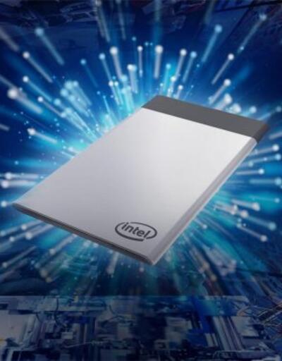 Intel'den kredi kartı kadar bilgisayar