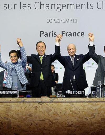 Paris İklim Anlaşması'ndan çekilen ABD'ye büyük tepki