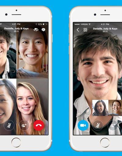 Skype gençleri yakalamak için yenileniyor