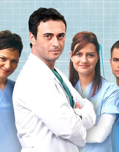 Doktorlar dizisi yeniden yayınlanmaya başladı
