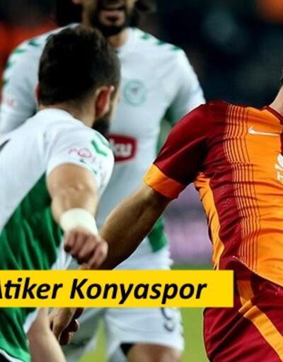 Galatasaray-Konyaspor maçı izle (Son Hafta)