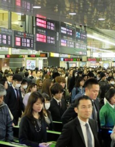Japonlar çok çalışmaktan ölüyorlar