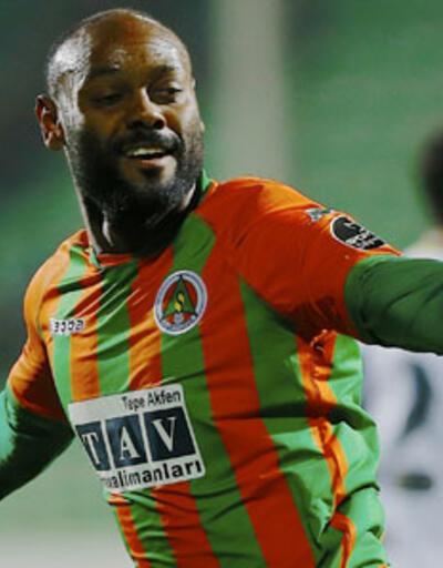 Süper Lig gol kralı Vagner Love