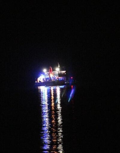 Bodrum'da turistleri sahil güvenlik kurtardı