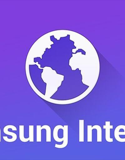 Samsung internet tarayıcısı artık indirilebilir