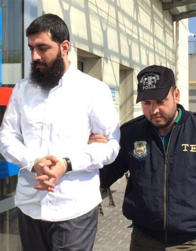 DEAŞ yöneticisi 'Ebu Hanzala' bir haftalık sorgunun ardından adliyede