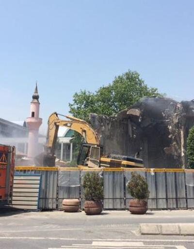 İstanbul'a yeni meydan geliyor
