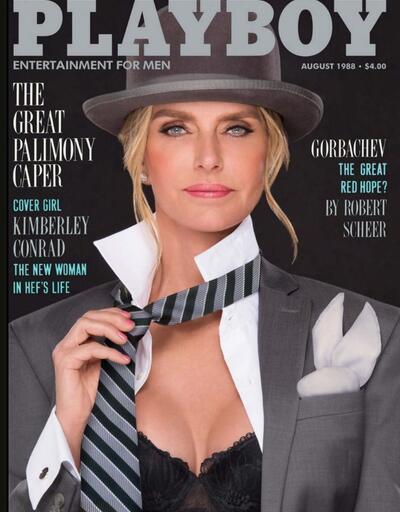 Playboy, 30 yıl sonra kapak kızlarını tekrar çekti