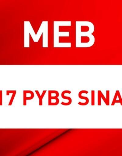 2017 PYBS 'Bursluluk' sınavı ne zaman ÖDSGM tarafından yapılacak?