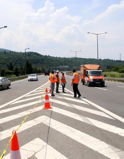 Bolu Dağı Tüneli Ankara yönü kapatıldı