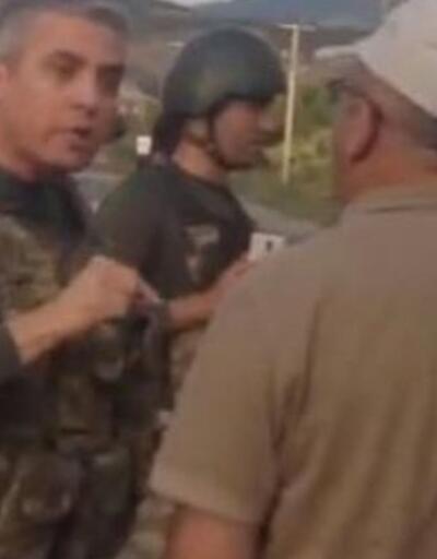 Güvenlik güçleri HDP'li Önlü'den şikayetçi oldu