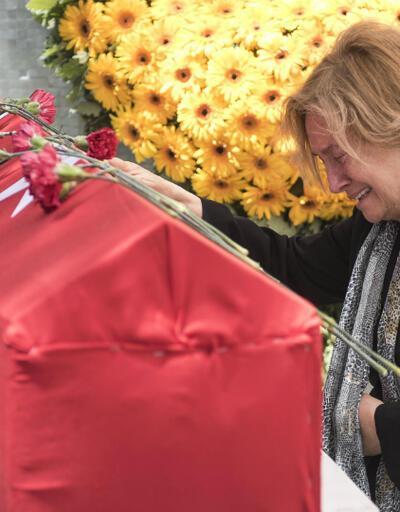 Duayen gazeteci Doğan Heper son yolculuğuna uğurlandı