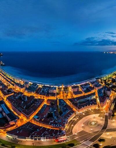 Güneşiyle ilham veren Akdeniz şehri: Nice