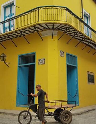 Zaman makinesinde yolculuk: Küba