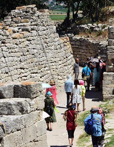 Truva'dan 5 bin yıllık deprem dersi
