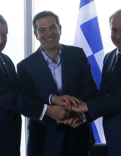 Yunanistan'daki 3'lü gaz zirvesinde önemli kararlar