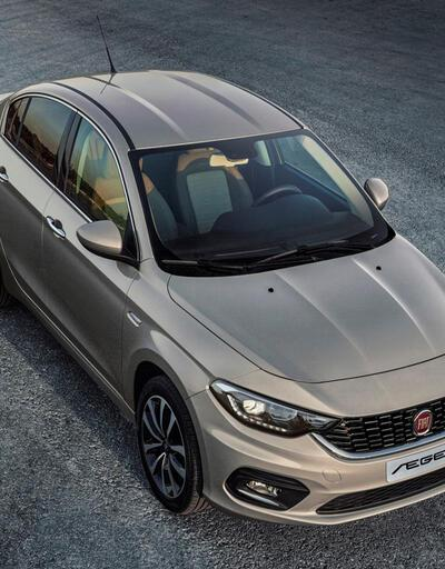 Fiat Egea Sedan'a yeni donanım geldi
