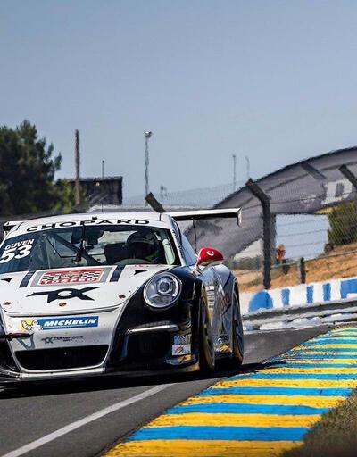 Le Mans'ta Ayhancan'dan büyük başarı