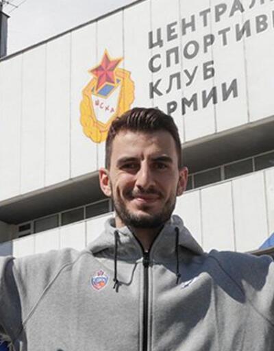 Leo Westermann CSKA Moskova'da