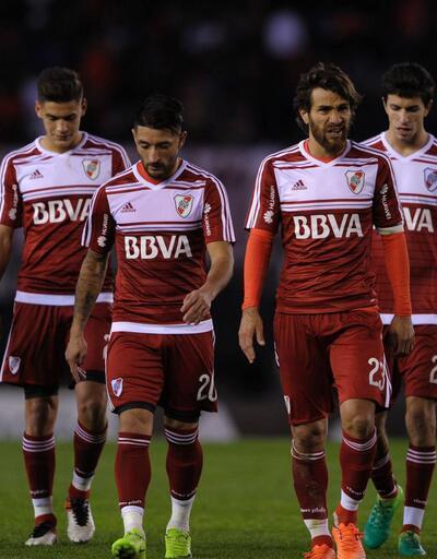 River Plate'te 3 oyuncuda doping çıktı